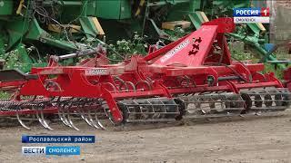 Смоленским аграриям выделено более 65 миллионов рублей на уборку льна