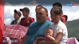 День села отметили в Боочи Онгудайского района