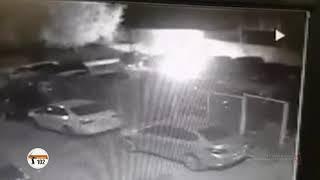 В Волгограде сгорели машины генеральных директоров
