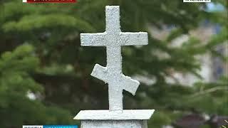 Прямое включение: красноярцы в Родительский день массово отправились на кладбища