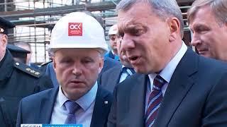 В Калининграде проходит заседание морской коллегии при правительстве России