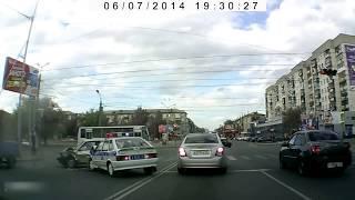 Подборка аварий 2018г ДТП №3 Дрифт волга
