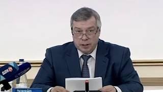 Василий Голубев: внешнеторговый оборот зернового рынка области увеличился на треть