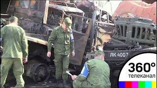 Украинские военные вновь обстреляли Луганск