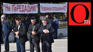 Ингушетия. Граница раздора и молчание федеральных СМИ