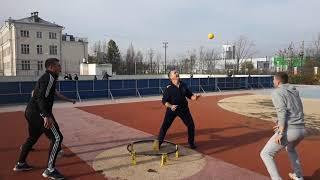 Новый вид спорт в Хабаровске