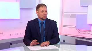 """Программа """"В центре внимания"""" интервью с Сергеем Батуриным ."""