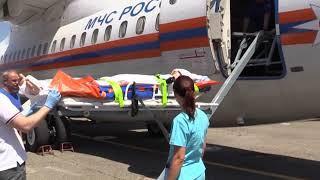 Тяжелобольных крымчан спасают на материке