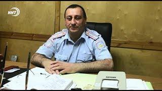 Задержан начальник ГАИ Буйнакского района