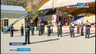 «Вальс нашей молодости»: в Новосибирске прошел праздник для ветеранов Росгвардии