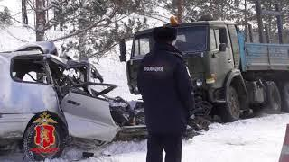 В ДТП с КамАЗом погибли 8 человек