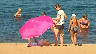 Спасатели Самарской области предупреждают об опасностях купания в жару