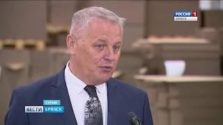 """Белорусский министр посетил суражский """"Пролетарий"""""""