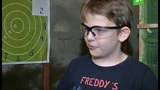 В Челябинске прошли соревнования по практической стрельбе среди подростков