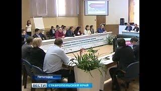 Спрос и предложения на ставропольском рынке труда