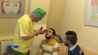 В Уфе солдату из Сирии помогут восстановить зрение с помощью аллопланта
