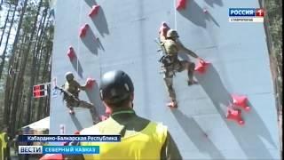 Армейские игры на вершине Эльбруса