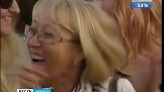 «Народное караоке»  В Иркутске под открытым небом выступил Хор Турецкого
