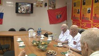 Волгоградские ветераны поделились воспоминаниями о Параде Победы 1945 года