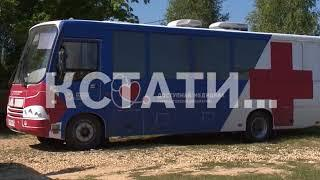 24 тысячи жителей Нижегородской области были обследованы за время работы «поездов здоровья»