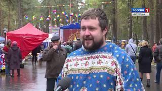 Губернская ярмарка в Костроме становится по-настоящему широкой