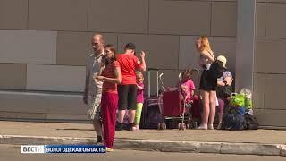 Количество автобусных рейсов из Вологды в посёлок Кипелово сократили