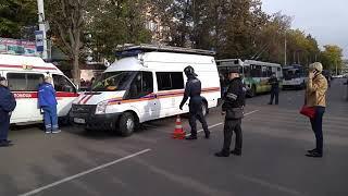 """""""Взбесившийся"""" троллейбус в Орле убил трех человек и ранил двух"""