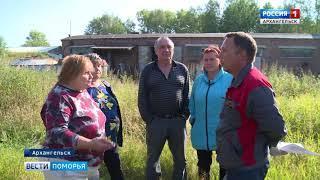 Бывшие работники Соломбальского ЦБК в конце дачного сезона могут остаться без овощехранилищ