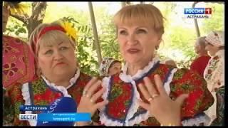 """Даже осенью продолжается """"Астраханское лето"""""""