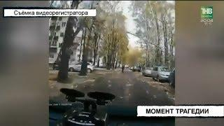 Дерево упало прямо на голову 65-летнего мужчины | ТНВ