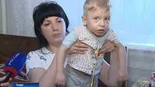 Полуторагодовалому Мише Соболеву из Таганрога нужна помощь жителей Дона
