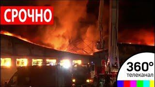 В Тюмени сгорел магазин игрушек