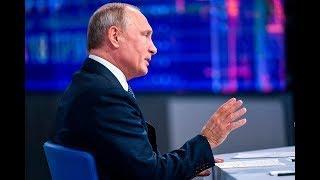 Владимир Путин о «деле Бабченко» и «списке 47»