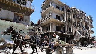 Новые удары по Сирии