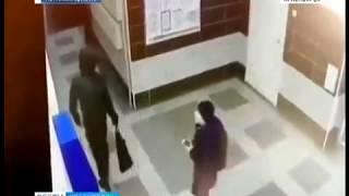 Грабитель напал на ребенка и получил отпор