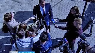 В Калининграде установят камеры видеонаблюдения, которые способны распознавать оружие под одеждой