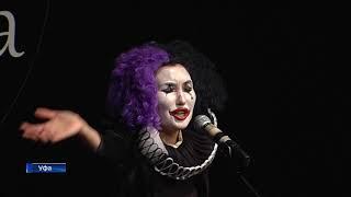 В молодежном театре с успехом прошел отборочный тур конкурса актерской песни «Актриса-весна»
