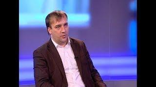 Интервью с главой департамента информационной политики Краснодарского края Владимиром Пригодой