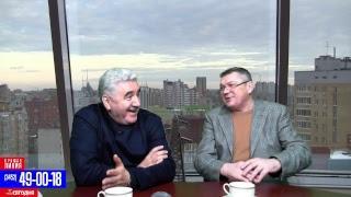 """Прямая линия: Олег Урушев, продюсер фильма """"Тобол"""""""