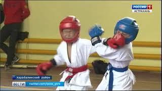 В Астраханской области прошли соревнования по рукопашному бою