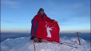 Волгоградец Олег Савченко в канун Дня России приблизил Аляску к Родине