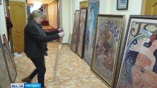 Выставка известного чешского художника в Магадане