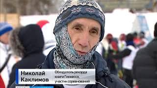 В Красноярске прошел второй краевой зимний фестиваль ГТО