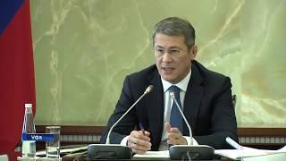 Радий Хабиров раскритиковал больницу в Башкирии, где пациентов кормили «позеленевшими котлетами»