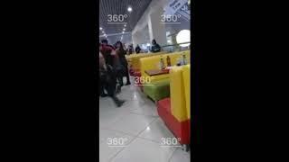 Массовая драка произошла в торговом центре Волгограда