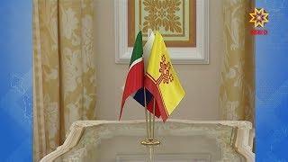 Президента Татарстана наградили орденом «За заслуги перед Чувашской Республикой»