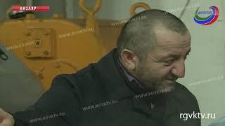 Депутат Госдумы Юрий Левицкий посетил Кизляр