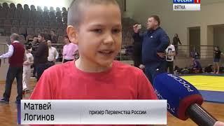 Турнир по кикбоксингу (ГТРК Вятка)
