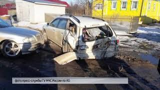 В Ярославской области ребенок попал под колеса автомобиля