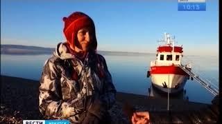 «За уходящим льдом Байкала»: 13-я экспедиция на озеро завершилась